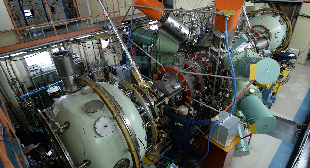 Siberian Physicists Ready for Next Step Toward Inexpensive Nuclear Energy
