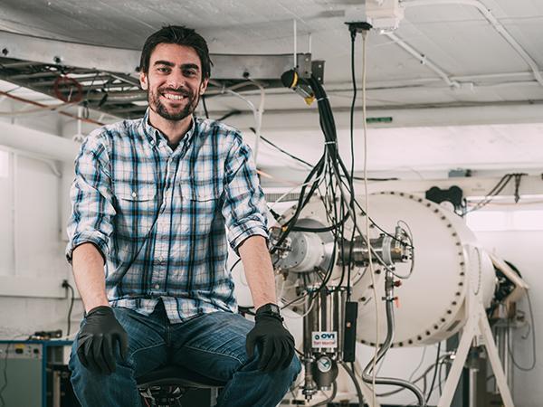 Brandon Sorbom: Designing a fusion future