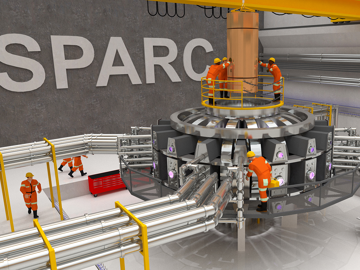 MIT Spin-off Faces Daunting Challenges on Path to Build a Fusion Power Plant in 15 Years