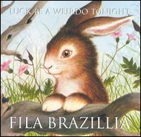 Fila Brazilia - Luck Be A Weirdo tonight CD on Twentythree (1997)