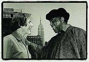 John Cage meets Sun Ra