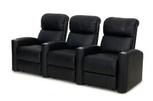 Fusion Collection Encore-1010 straight set of 3 in BLACK