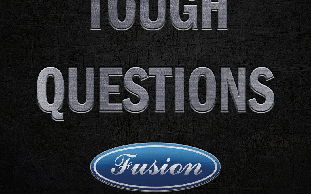 Tough Questions || Week 1