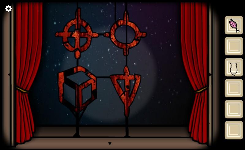 Cube escape Theatre прохождение