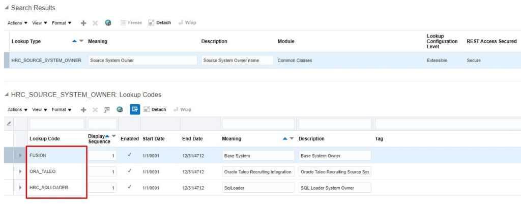 Configuring Source System Owner in Fusion HCM for HCM Data Loader HDL Source System Keys oracle hcm data loder