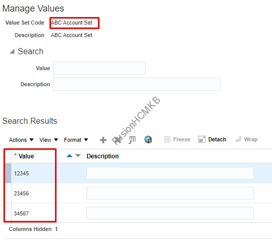 Valueset Values loaded successfully