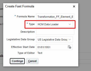 Creating HDL Transformation FF