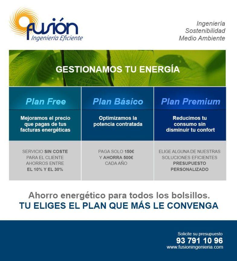 Plan de ahorro de energia