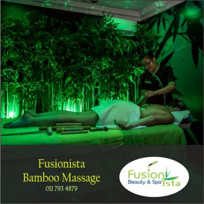 Fusionista, Spa, Super Spa, Bamboo Massage, best of, Randburg, Johannesburg