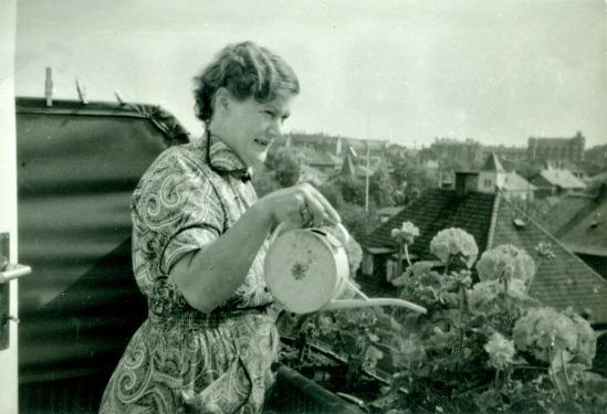 Husmoderen anno 1950