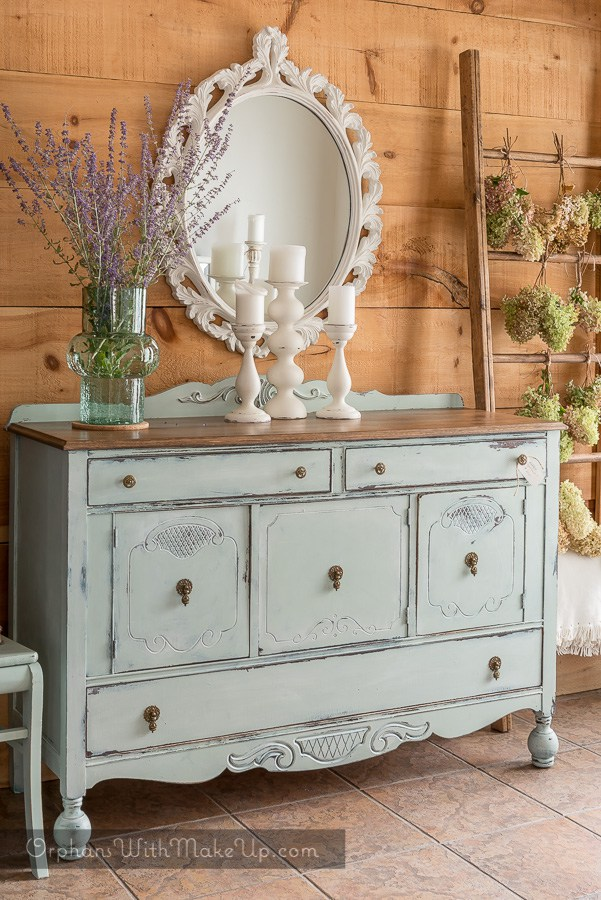 Shabby Chic To Mid Century Modern Sleek Fusion Mineral