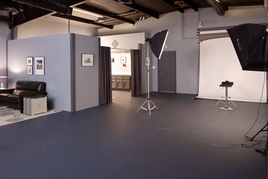 Video and Photography Studio Rental Available