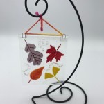 Fall Leaves Sun Catcher