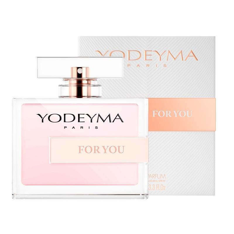 yodeyma for you fragrance bottle 100ml
