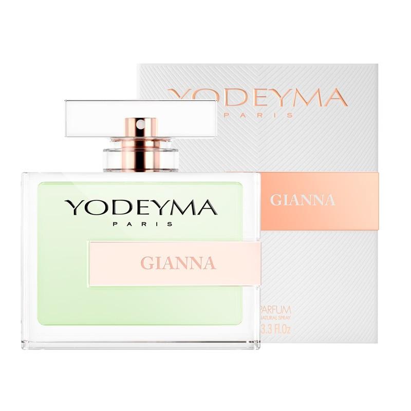 yodeyma gianna fragrance bottle 100ml