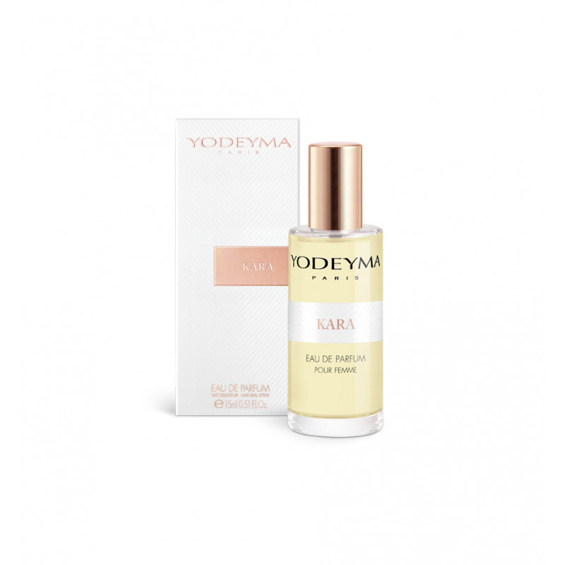 yodeyma kara fragrance bottle 15ml