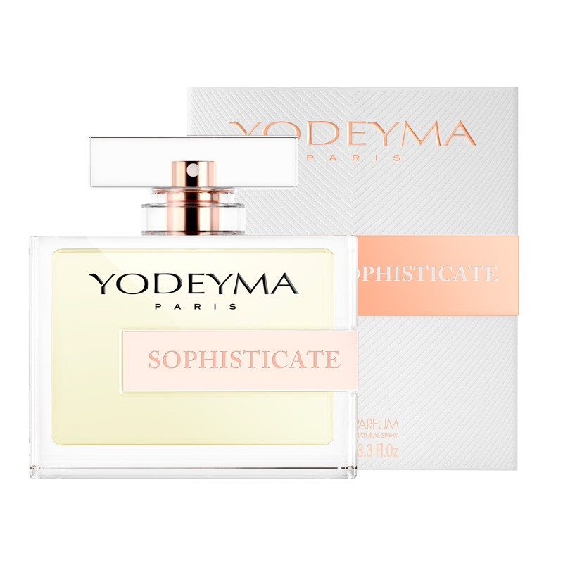 yodeyma sophisticate fragrance bottle 100ml