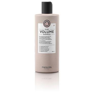 maria nila pure volume shampoo bottle