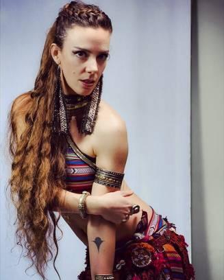 fusion tribal emine