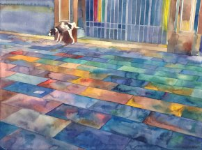 dog_and_the_city_by_takmaj-d9wndo6