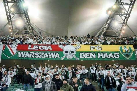 Legia Warschau & FC Den Haag