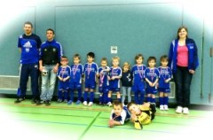 Unser Bambini-Team