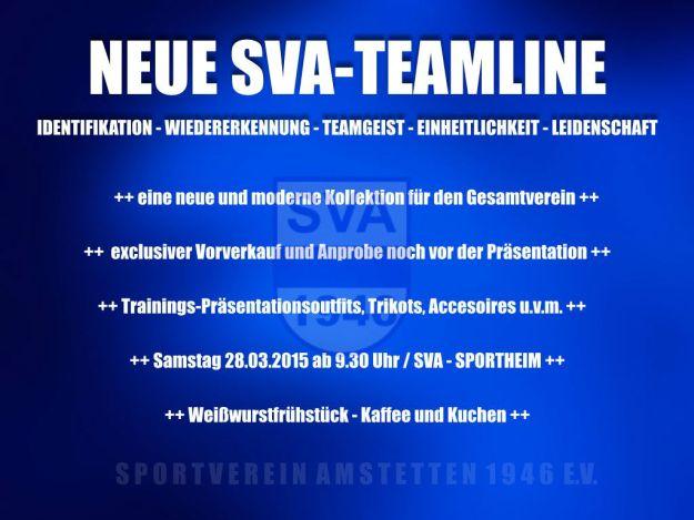 SVA Teamline