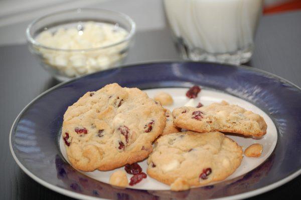 Fussell Cranadamia Chip Cookie