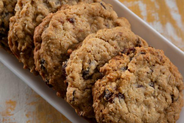 Fussell Oatmeal Raisin Cookie