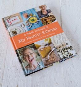 Sophie Thompson's My Family Kitchen