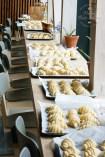 Advanced bread baking at River Cottage croissant dough