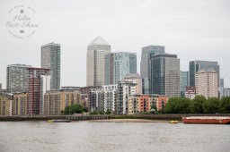 Cruise down the Thames Tower Bridge to Greenwich - Canary Wharf