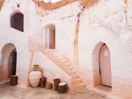 Hotel Sidi Driss, a place of homage for Star Wars fans