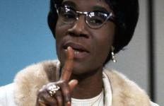 Shirley Chisholm, the first African American Woman and woman to run for president