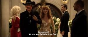 The Love Punch Pierce Brosnan prop malfunction