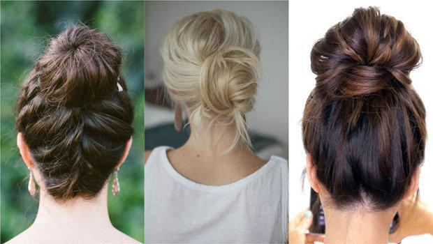 Six Different Ways To Upgrade Your Hair Bun For A Stylish Look