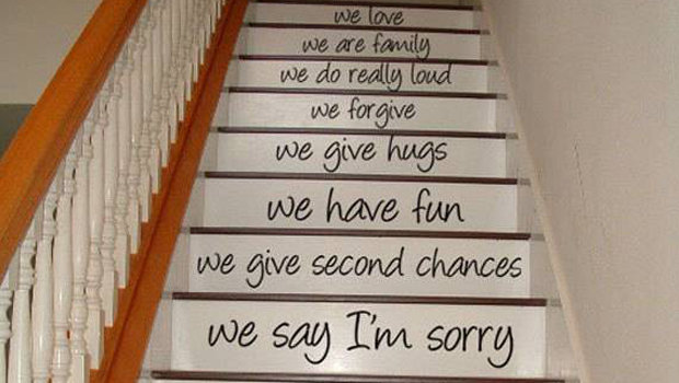 DIY Creative Ways To Decorate Your House Stairs