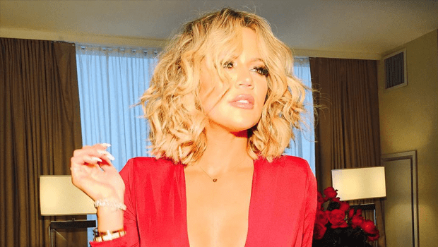 How To Easily Get Khloe Kardashians Wavy Hairstyle