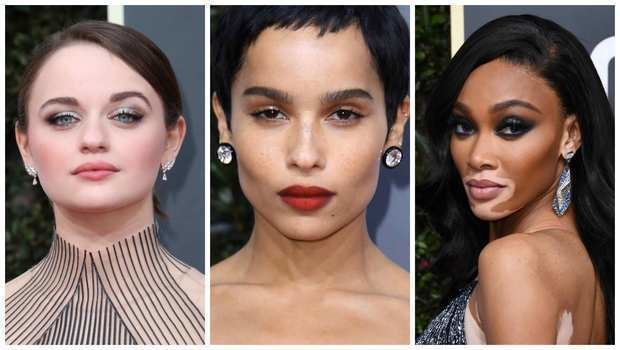 Golden Globes 2020 How To Recreate These Red Carpet Makeup Looks