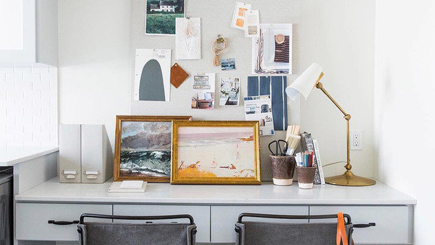 Easy Simple Winter Decoration Ideas For Your Desk