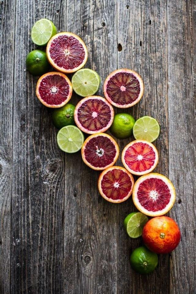 Post cardio bevi: agrumi