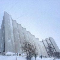 BİR GÜNDE TROMSØ /// Kutup Müzesi (PolarMuseet) - Roald Amundsen - Arctic Katedral - Tromsø Kütüphanesi