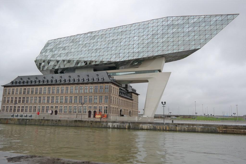Zaha Hadid Antwerp