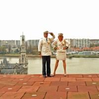 Antwerp' te İki Projeye Selam Verdim