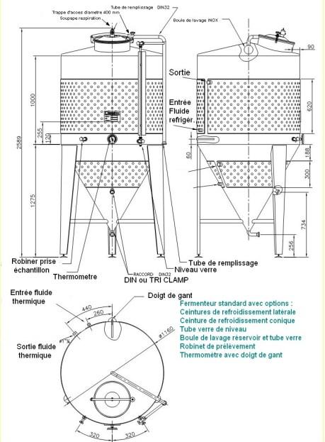 fermenteur-piquages