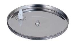 OPTION : COUVERCLE FLOTTANT Couvercle avec soupape de respiration + chambre pneumatique + pompe pour stockage sans air