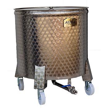 CUVES BASSES - 170 à 500 litres