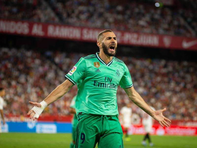 20191018Karim%20Benzema%20 %20Real%20Madrid - Real Mallorca claim stunning win over Real Madrid