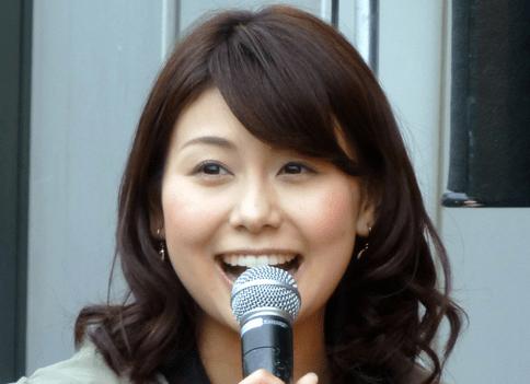 山中章子アナの結婚相手(旦那夫)は誰で顔画像特定?facebookインスタも!