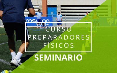seminario preparadores físicos